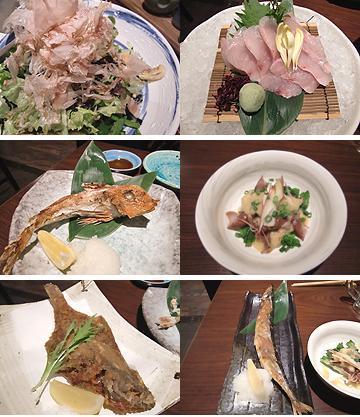 魚料理!!