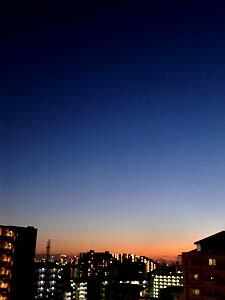 17:39の空