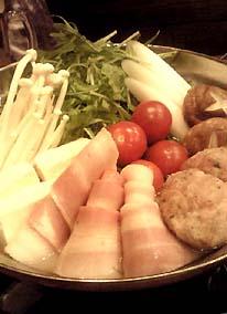 レタス鍋だよ~